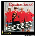 Signature Sound - Caught In The Act DB Cover Art