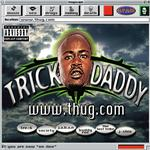 Trick Daddy - Www.Thug.Com (Explicit Version) DB Cover Art