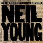 Young, Neil - Neil Young Archives Volume I [1963 - 1972] DB Cover Art
