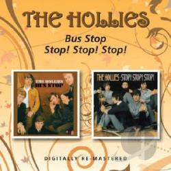 Hollies - Bus Stop/Stop! Stop! Stop! CD Cover Art