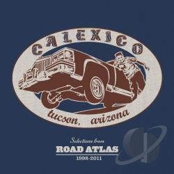 Calexico - Selections from Road Atlas: 1998-2011 CD Cover Art