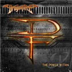 Dragonforce - Power Within CD Cover Art