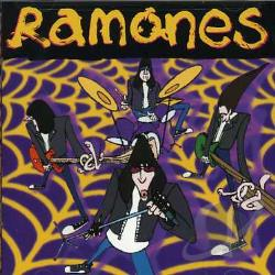 Ramones - Greatest Hits Live CD Cover Art