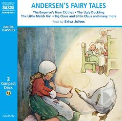 Johns, Erica - Andersen's Fairy Tales CD Cover Art