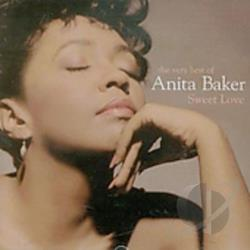 Anita Baker Sweet Love Very Best Of Cd Album