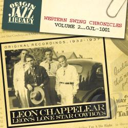 Chappel, Leon - Western Swing Chronicles, Vol. 2 CD Cover Art