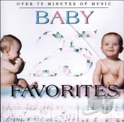 25 Baby Classics - 25 Baby Favorites CD Cover Art