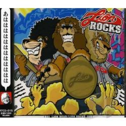 Lion Head - Lion Rocks CD Cover Art