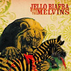 Biafra, Jello - Never Breathe What You Can't See LP Cover Art