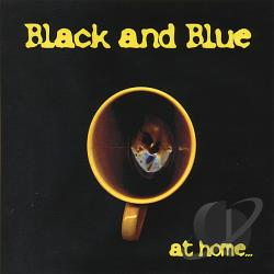Black & Blue - At Home CD Cover Art