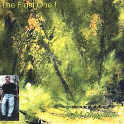 Napolitano, Ralph - Final One! CD Cover Art