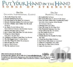 Put Your Hand in the Hand CD Cover Art