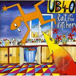 Ub40 - Rat in the Kitchen CD Cover Art