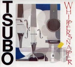 Whippersnapper - Tsubo CD Cover Art