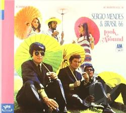 Mendes, Sergio & Brasil 66 - Look Around CD Cover Art
