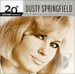 Springfield, Dusty - 20th Century Masters - The Millennium Collection: The Best of Dusty Springfield CD Cover Art