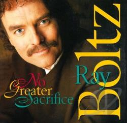 Boltz, Ray - No Greater Sacrifice CD Cover Art