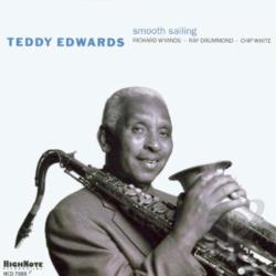 Edwards, Teddy - Smooth Sailing CD Cover Art