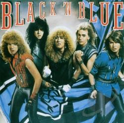 Black & Blue - Black N Blue CD Cover Art