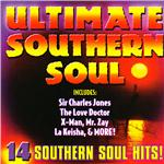Ultimate Southern Soul CD Cover Art