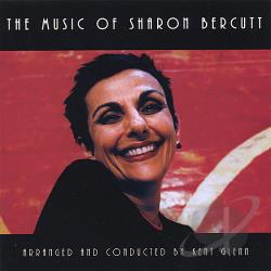 Bercutt, Sharon - Music of Sharon Bercutt CD Cover Art