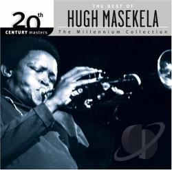 Masekela, Hugh - 20th Century Masters: Millennium Collection CD Cover Art