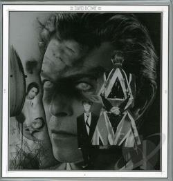 Bowie, David - David Bowie Box CD Cover Art