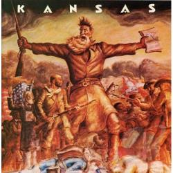 Kansas - Kansas CD Cover Art