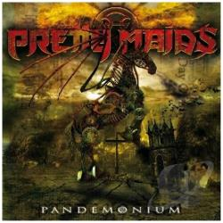 Pretty Maids - Pandemonium CD Cover Art