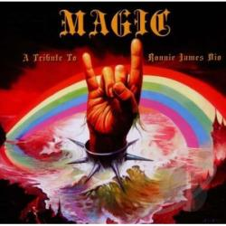 DIO, Ronnie James - Magic: Tribute To Ronnie James Dio CD Cover Art