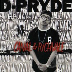 D-Pryde - Canal & Richvale CD Cover Art
