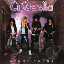 Cinderella - Night Songs CD Cover Art