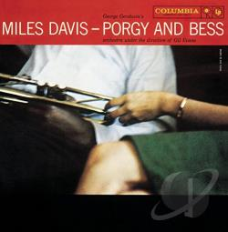 Davis, Miles - Porgy and Bess CD Cover Art