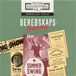 Swedish Jazz 1940 - 1942, Vol. 4 CD Cover Art