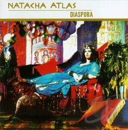 Atlas, Natacha - Diaspora CD Cover Art