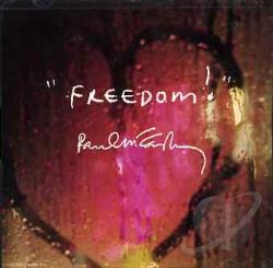 McCartney, Paul - Freedom DS Cover Art