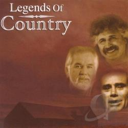 Various Artists / Williams, Don - Legends of Country CD Cover Art