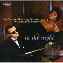 Shearing, George - In the Night CD Cover Art