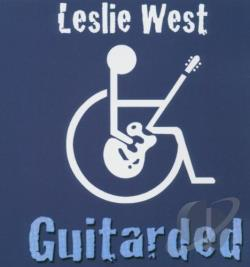 West, Leslie - Guitarded CD Cover Art