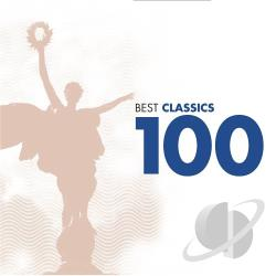 Best Classics 100 CD Cover Art