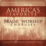 America's Favorite Praise and Worship Choruses Volume 2 DB Cover Art
