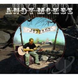 McKee, Andy - Joyland CD Cover Art
