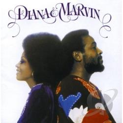 Gaye, Marvin / Ross, Diana - Diana & Marvin CD Cover Art