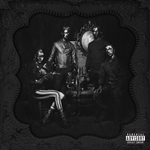 Halestorm - Strange Case Of... CD Cover Art