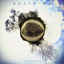 Anathema - Weather Systems CD Cover Art
