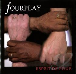 Fourplay - Esprit de Four CD Cover Art