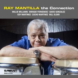 Mantilla, Ray - Connection CD Cover Art