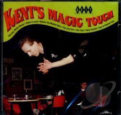 Kent's Magic Touch - Kent's Magic Touch CD Cover Art