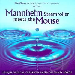 Mannheim Steamroller - Mannheim Steamroller Meets the Mouse CD Cover Art