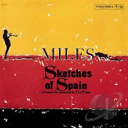 Davis, Miles - Sketches of Spain CD Cover Art